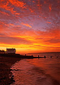 Sunrise at Lepe 